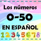 tarjetas de los numeros 0-50-numbers in spanish