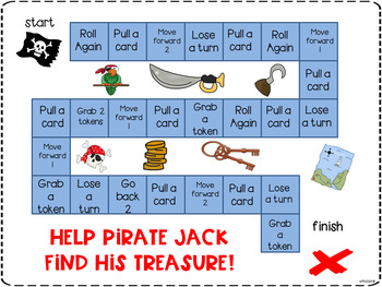 teaching /ck/ the pirate way { a fun unit on /ck/ endings }