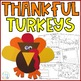 thankful turkeys {craftivity &amp; printables}