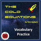&quot;The Cold Equations&quot; Vocabulary Activities