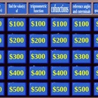 trigonometry jeopardy game