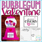 valentine, i &quot;chews&quot; you! {a craftivity}