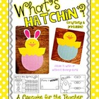what&#039;s hatchin&#039;? {craftivity &amp; printables}