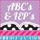 ABCs and IEPs