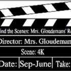 Behind the Scenes Mrs Gloudemans