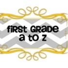 Cindy- First Grade A to Z