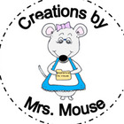 Creations by Mrs Mouse