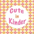 Cute in Kinder