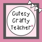 Cutesy Crafty Teacher