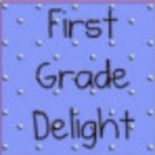 Delighted First Grade Delight