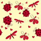 Dragonfly and Ladybug Creations