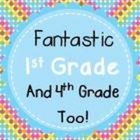 Fantastic First Grade