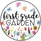 First Grade Garden