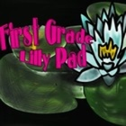 First Grade Lilly Pad Lady