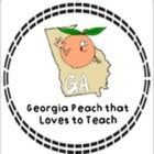 Georgia Peach that loves to teach