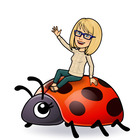 Ladybug in Kindergarten