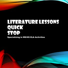 Literature Lessons Quick Stop