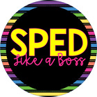 Miss B's Special Education Classroom