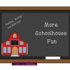 More Schoolhouse Fun