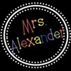 Mrs Alexander