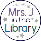 Mrs J in the Library