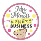 Mrs. Miner's Monkey Business