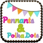 Pennants and Polka Dots