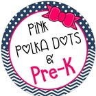 Pink Polka Dots and Pre-K
