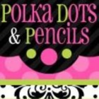 Polka Dots and Pencils