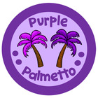 Purple Palmetto