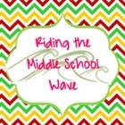 Riding the Middle School Wave