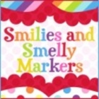 Smilies and Smelly Markers