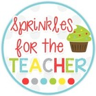 Sprinkles for the Teacher