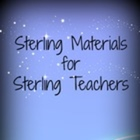 Sterling Materials for Sterling Teachers