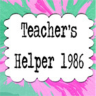 Teacher's Helper 1986