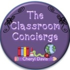 The Classroom Concierge Cheryl Davis