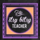 The Itsy Bitsy Teacher