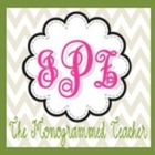 The Monogrammed Teacher
