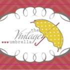 the vintage umbrella