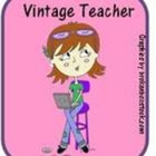 Vintage Teacher