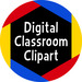 Digital Classroom Clipart