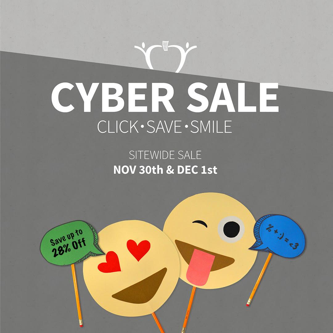 Cyber Smile Sale