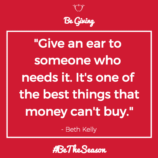 #BeTheSeason