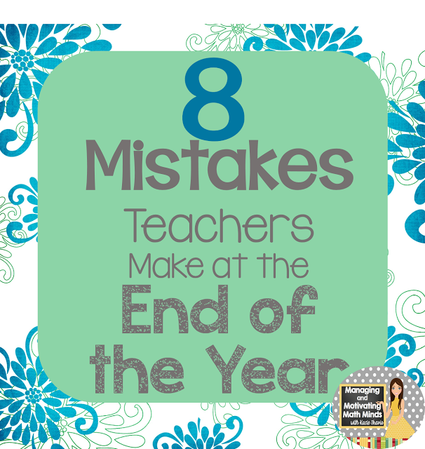 8 Mistakes You Can Avoid