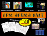 * Africa Unit (ALL 4 PARTS) Highly engaging, visual, inter