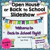 Open House Presentation