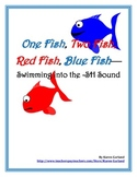 -SH Diagraph with One Fish, Two Fish, Red Fish, Blue Fish