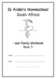 -ean Word Family Workbook