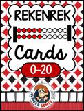 1-20 Rekenrek Cards