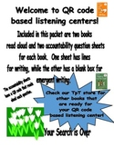 10 Apples On Top & Green Eggs and Ham QR Code Listening Center